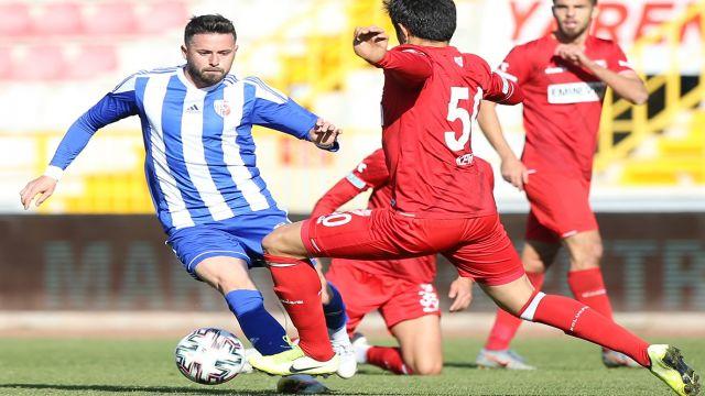Ankaraspor, Bolu Dağı'nda kayboldu 0-2