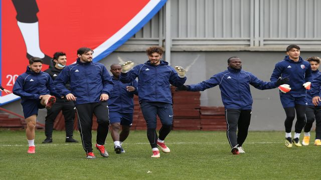 Ankaraspor, Boluspor maçına hazır