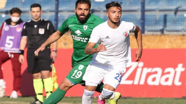 Ankaraspor kupaya penaltılarla veda etti