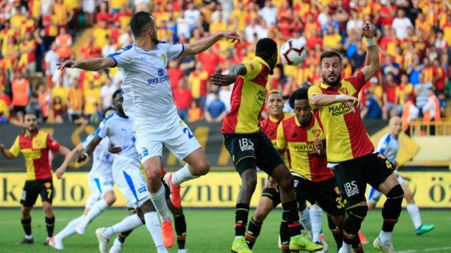 Göztepe - Ankaragücü maçı öncesi rakamlara yansıyanlar