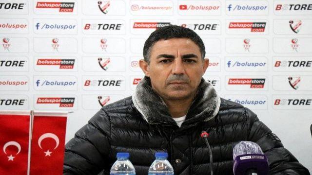 Mustafa Özer, Boluspor yenilgisini değerlendirdi...