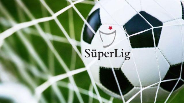 Süper Ligde hafta beraberlikle başladı 1-1
