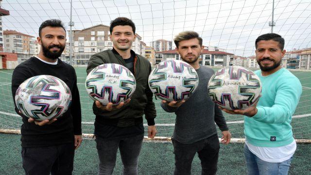 Altındağspor'un 4 savaşçısı