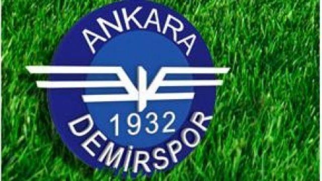 Ankara Demirspor puanları bol keseden dağıtıyor 0-0