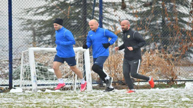 Fenerbahçe hazırlıkları sürüyor