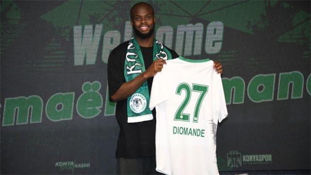 Konyaspor'da 2 transfer