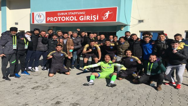 Altındağspor'dan kritik galibiyet 1-0