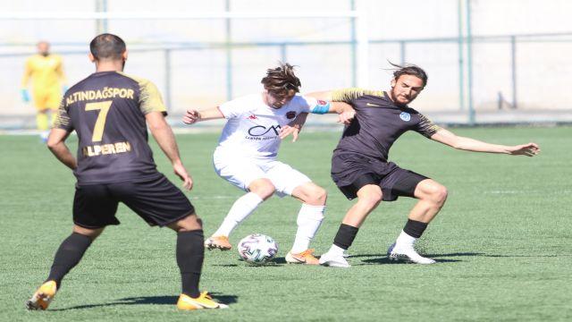 Altındağspor play-off yolunda ilerliyor