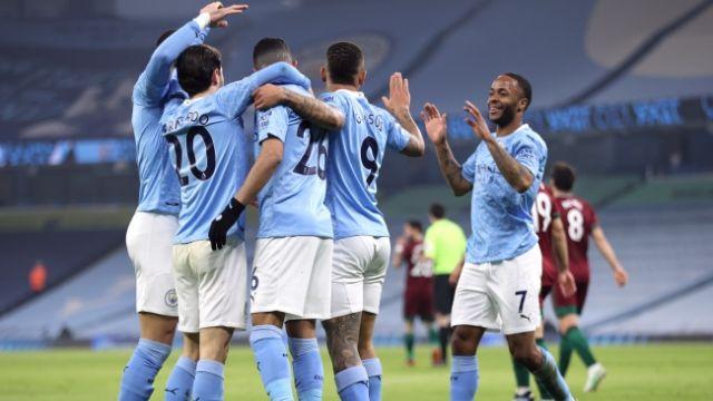 Premier Lig'de Manchester City fırtınası sürüyor