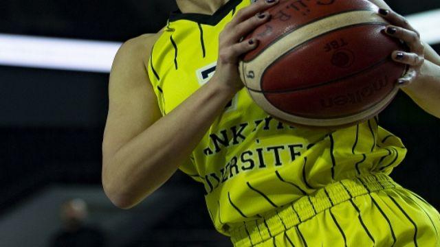 Çankaya Üniversitesi, yarı finalde Fenerbahçe'ye elendi