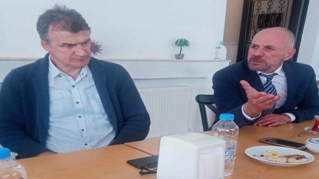 TÜFAD Ankara Şubesi'nde ilk adaylığını açıklayan isim Volkan Yıldırım