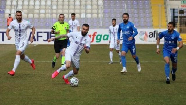 2.Lig sona erdi. Ankara Demirspor 1.Lige çıkmak için mücadele edecek