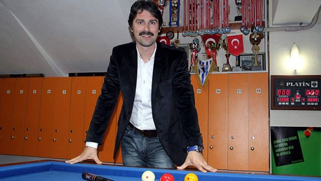 Ersan Ercan, Türk Snooker severlere müjdeyi verdi