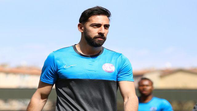 """Fatih Solmaz: """"Terimizin son damlasına kadar savaşıp play-off'a kalmak istiyoruz"""""""