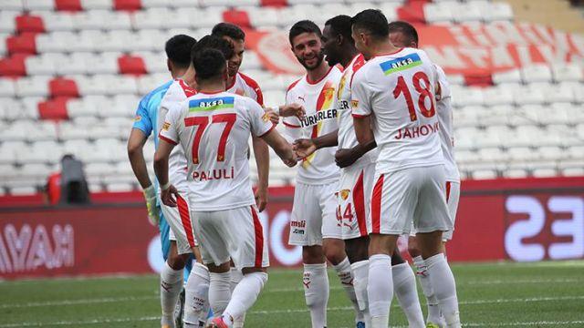 Göztepe, Antalyaspor'u evinde yendi 3-2