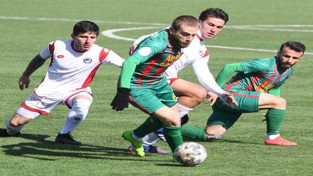 Mamak FK'dan sonra Hacettepe'de düştü