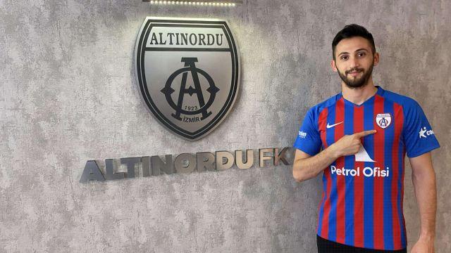 1.Lig: Altınordu'da transfer