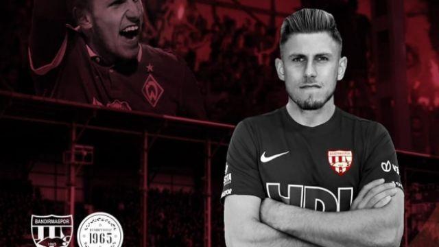 1.Lig: Bandırmaspor'da transfer