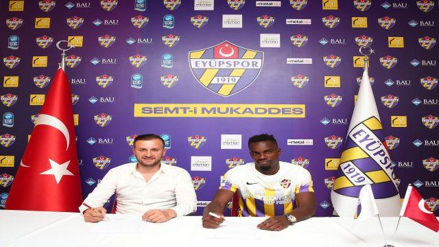 1.Lig: Eyüpspor'da transfer