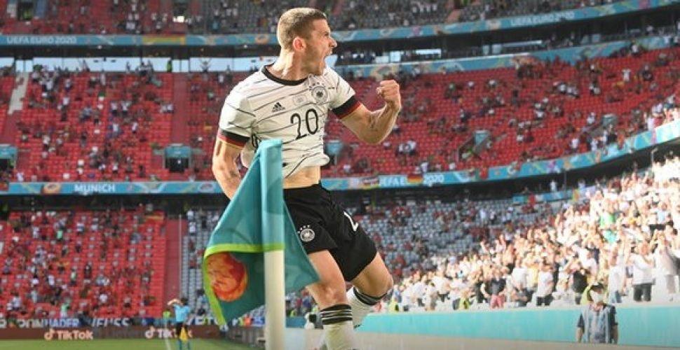 Almanya kendine geldi