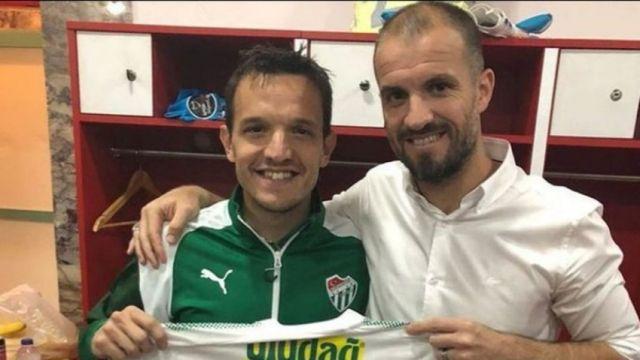 Bursaspor'da efsane geri döndü