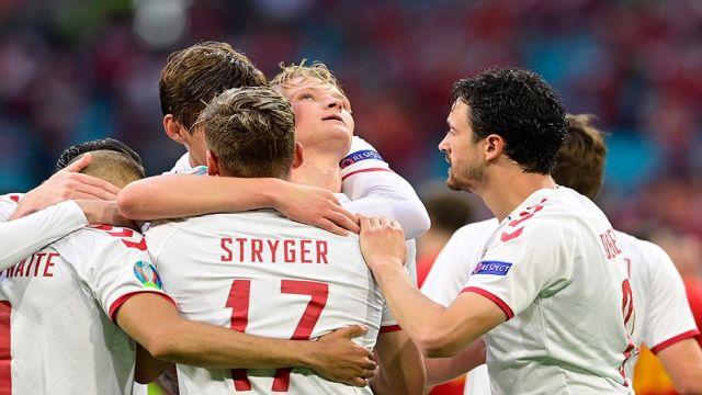 Danimarka hedefe vura vura gidiyor 4-0