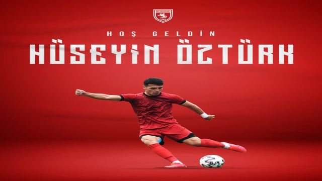 Etimesgut Belediyesporlu oyuncu Samsunspor'a transfer oldu