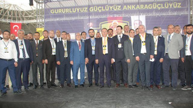 Faruk Koca'nın yönetim listesi