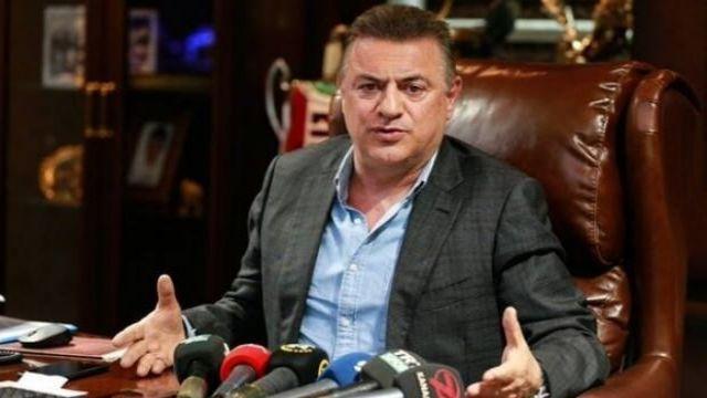 Hasan Kartal, Etimesgut Belediyespor başkanlığından istifa etti