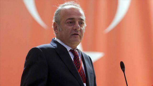 Murat Cavcav'dan kongrede duygusal veda konuşması