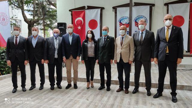 TSYD Ankara Şubesinde Tokyo Olimpiyat Oyunları Medya Günü düzenlendi