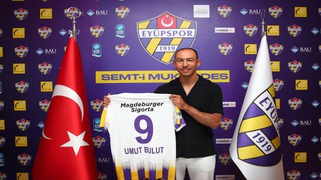 Umut Bulut, 1.Ligin yeni ekibi Eyüpspor'da