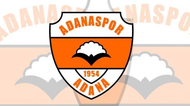 1.Lig: Adanaspor'da transfer