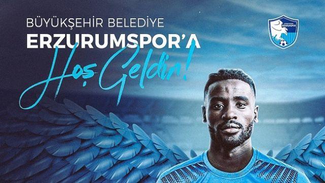 1.Lig: BB.Erzurumspor'da transfer
