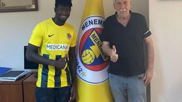 1.Lig: Menemenspor'da transfer