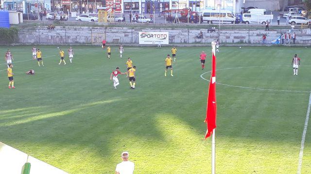 Ankaragücü 0 - Sivasspor 0
