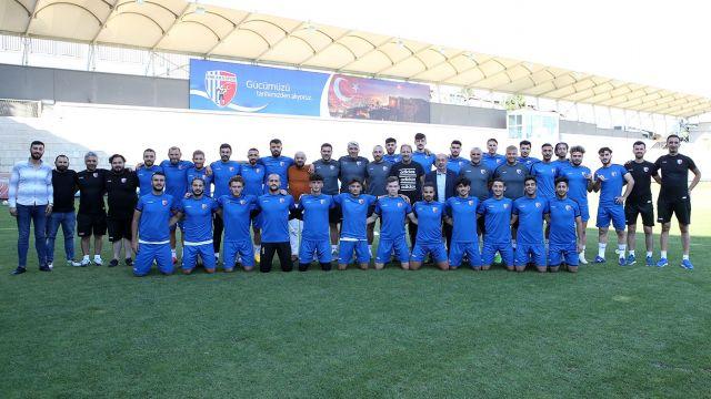 Ankaraspor yeni sezon hazırlıklarına başladı