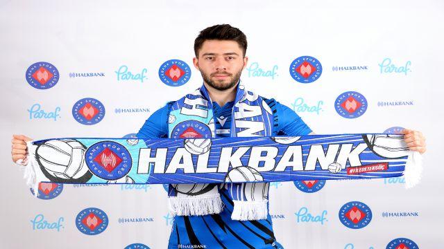 Halkbank'ta Furkan Aydın yuvaya döndü