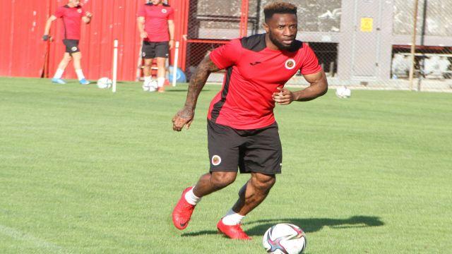 Kazenga LuaLua: Tek hedefim takımımı Süper Lig'de görmek