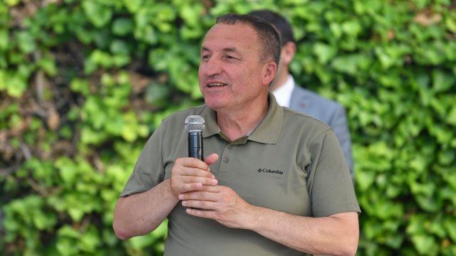 ÖZEL   Başkan Koca'dan Alper Potuk için flaş sözler !