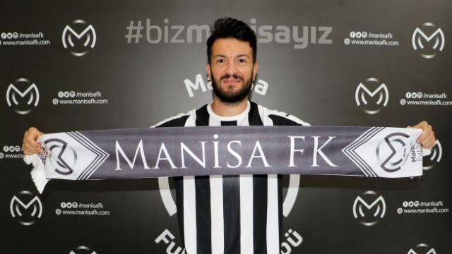 Özgür Çek 1.Lig takımına imza attı
