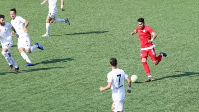 Sincan Belediyespor 3.Lig şansını kaybetti