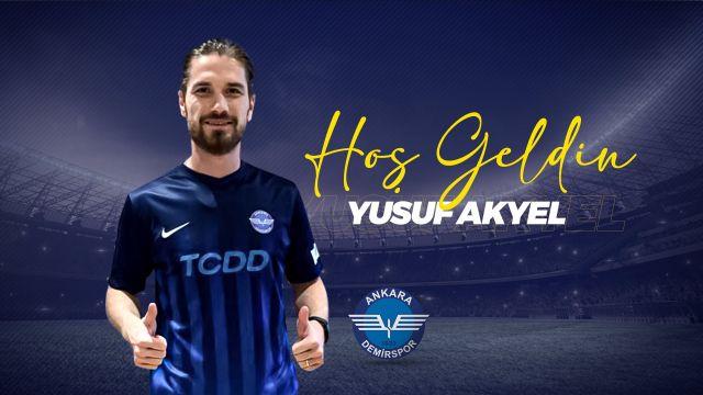 Yusuf Akyel Ankara Demirspor'da !