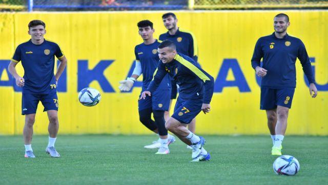 Ankaragücü, Menemenspor maçına hazır...