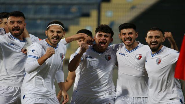 Ankaraspor'dan yarım düzine gol