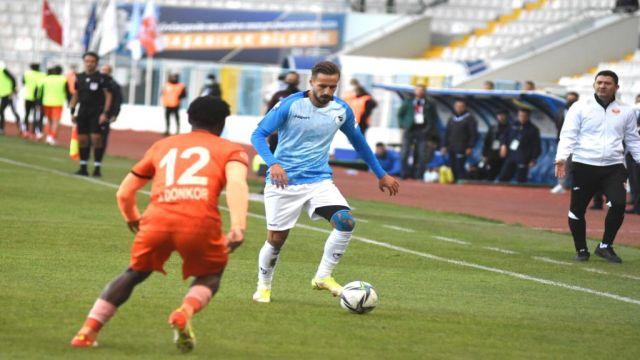 BB.Erzurumspor, Adanaspor'u kolay geçti