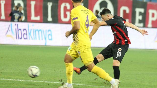 Gençlerbirliği - Altınordu maçı TRT TÜRK'te