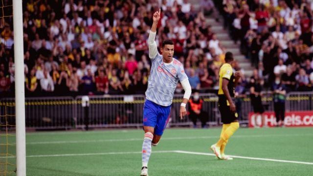 Ronaldo bıraktığı yerden devam