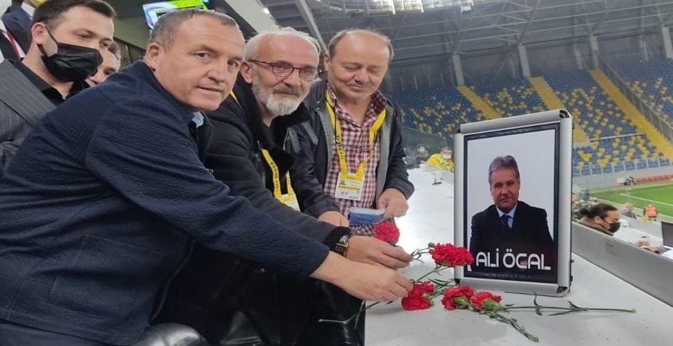 Ali Öcal unutulmadı !..