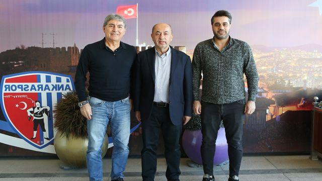 Ankaraspor'dan çifte imza